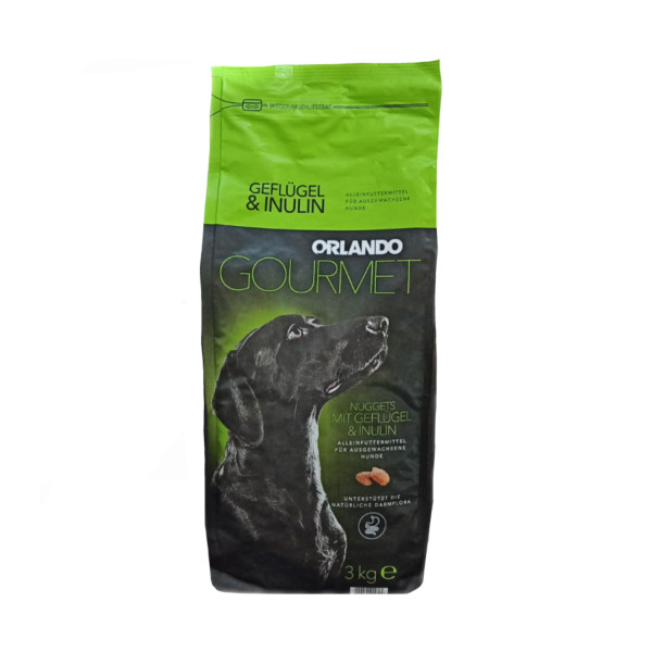 غذای سگ اورلاندو مدل Med وزن ۳ کیلوگرم