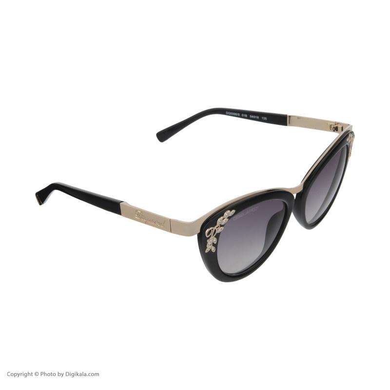 عینک آفتابی زنانه دیسکوارد مدل 0096