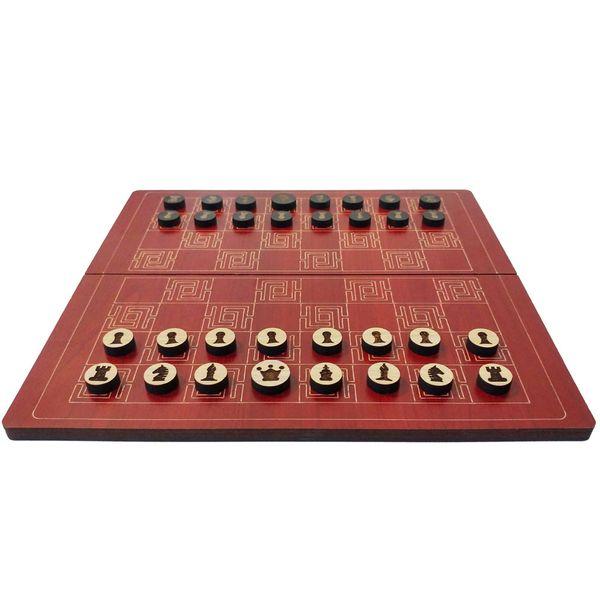 شطرنج مدل ماهگون