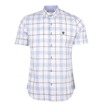پیراهن آستین کوتاه مردانه ال آر سی مدل 165211