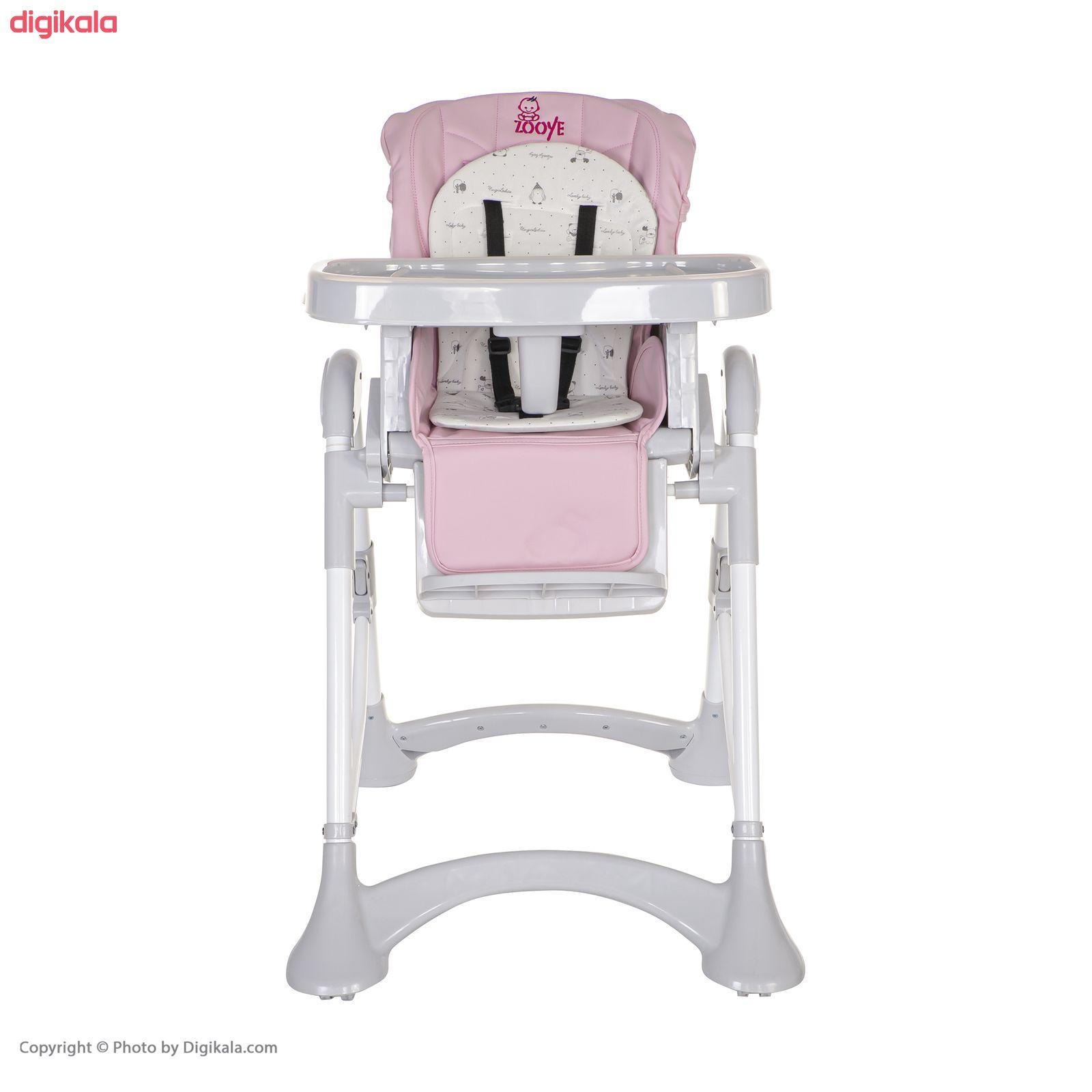 صندلی غذاخوری کودک زویی مدل Z110-2 main 1 1