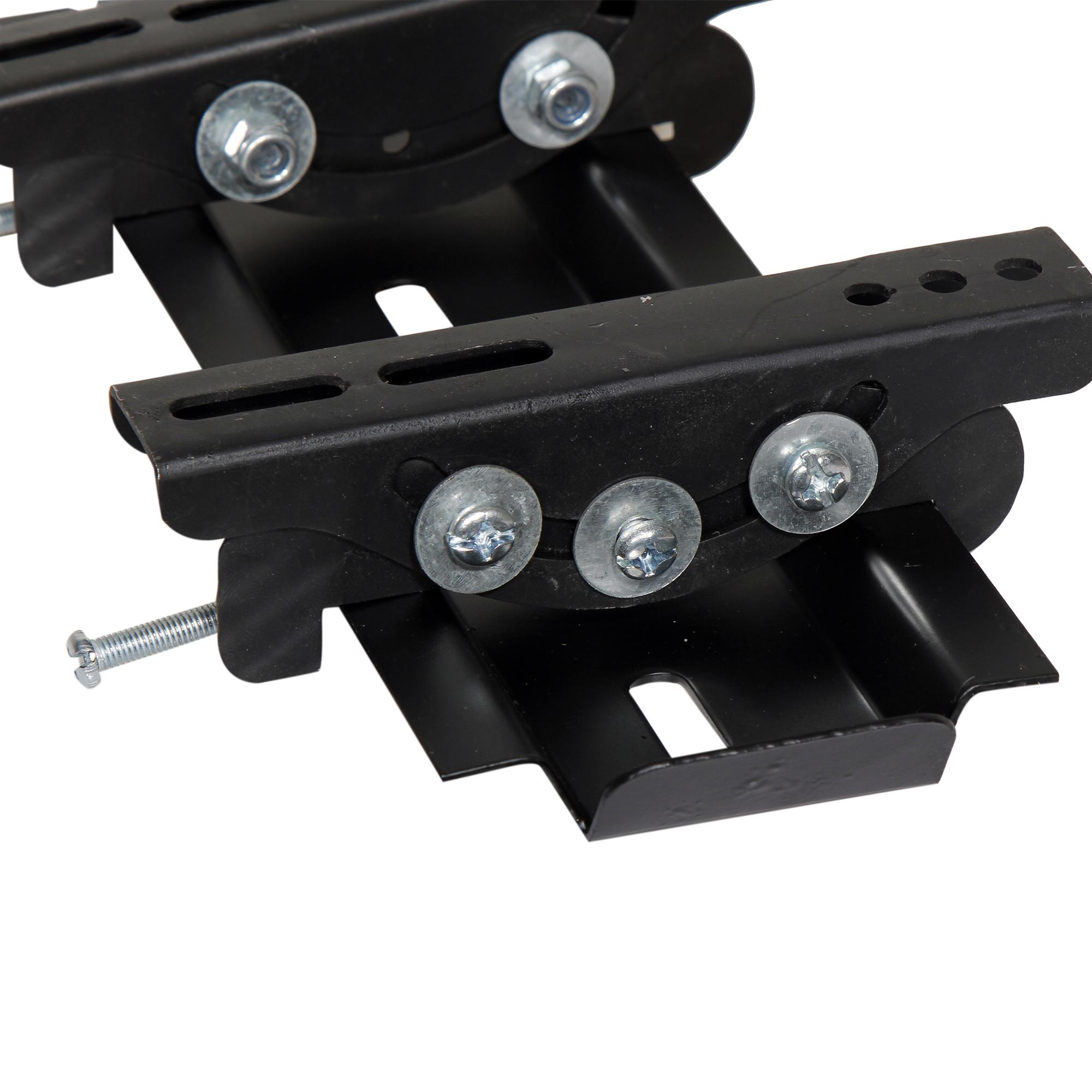 پایه دیواری تلویزیون ایفل مدل F10 مناسب برای تلویزیون  15 تا 24 اینچی