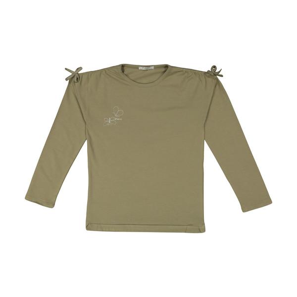 تی شرت دخترانه پیانو مدل 1009009801047-47