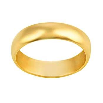 انگشتر طلا 18 عیار زنانه گالری یارطلا کد AN02-18
