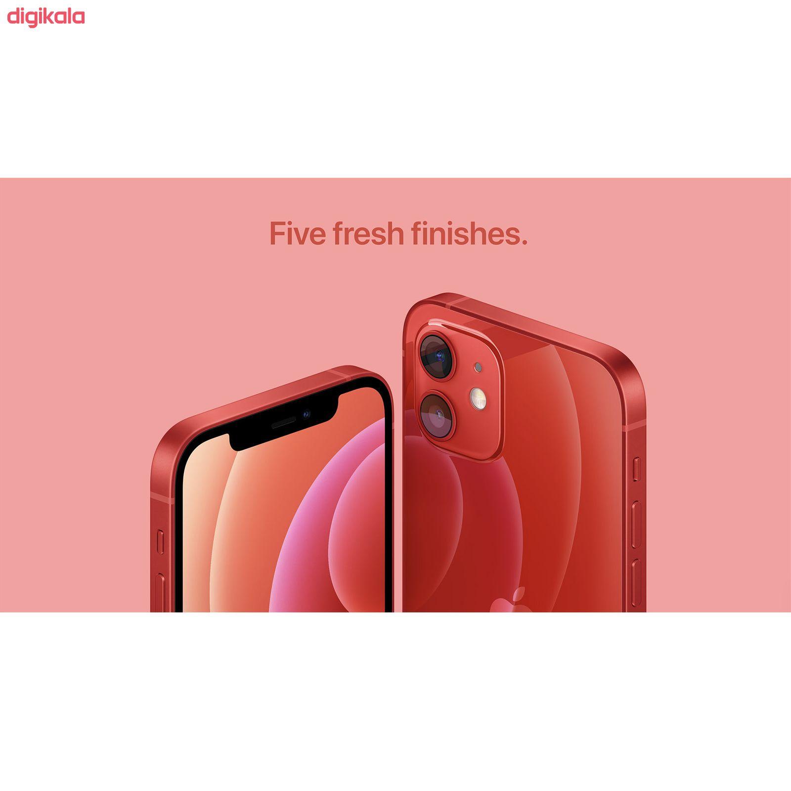 گوشی موبایل اپل مدل iPhone 12 A2404 دو سیم کارت ظرفیت 256 گیگابایت  main 1 10