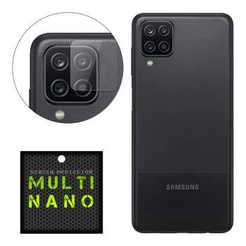 محافظ لنز دوربین مولتی نانو مدل Ultra مناسب برای گوشی موبایل سامسونگ Galaxy A12