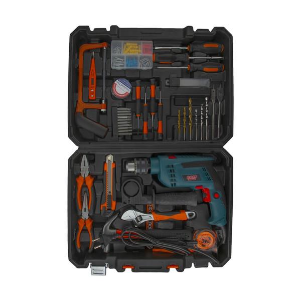مجموعه 107 عددی ابزار باس مدل IRON 2020