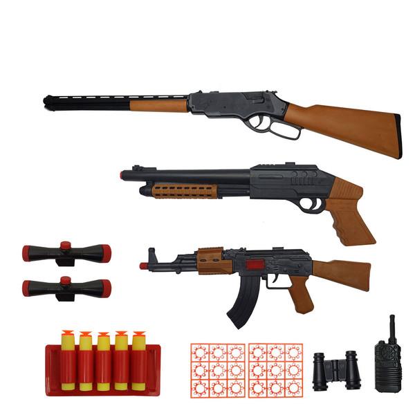 ست تفنگ بازی مدل 500