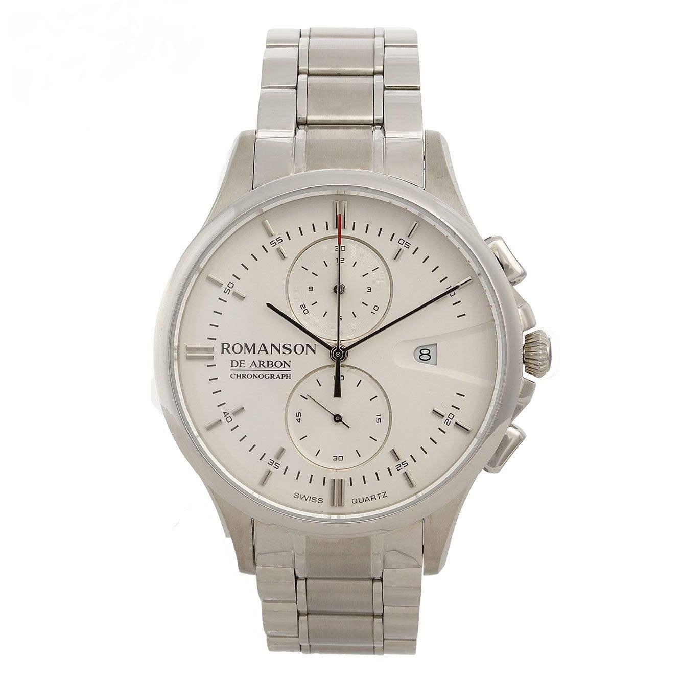 ساعت مچی عقربهای مردانه رومانسون مدل CA5A09HMWW1R5