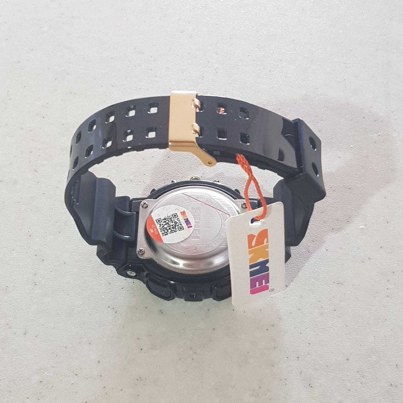 ساعت مچی دیجیتال اسکمی مدل 88-16 کد 01 -  - 17