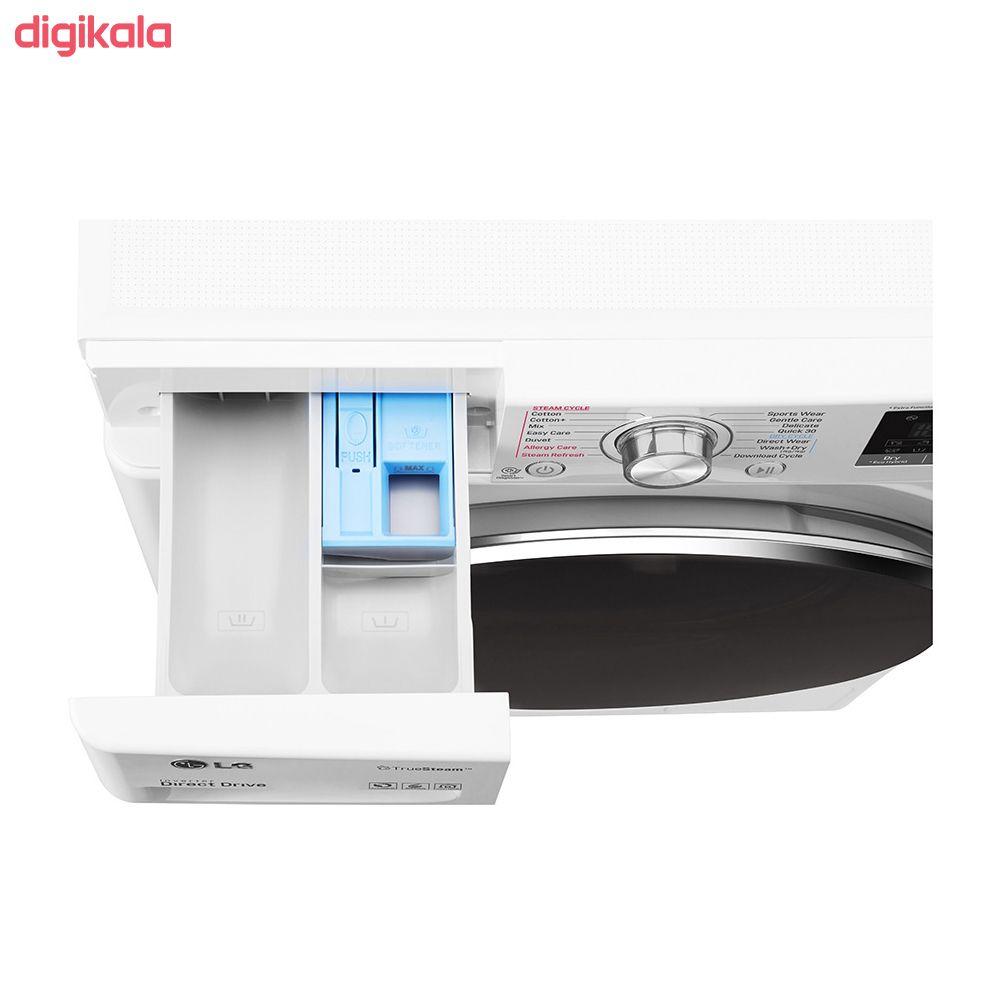 ماشین لباسشویی ال جی مدل WM-966SW ظرفیت 9 کیلوگرم main 1 6