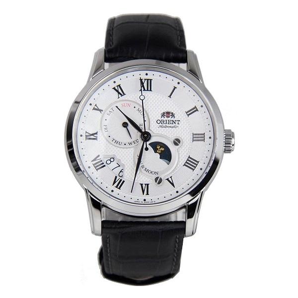 ساعت مچی عقربهای مردانه اورینت مدل SAK00002S0
