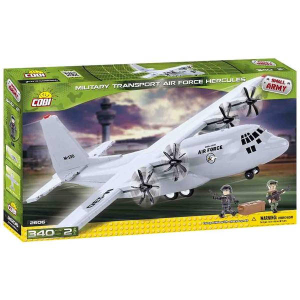 لگو کوبی مدل smallarmy Military Transport Air Force Hercules