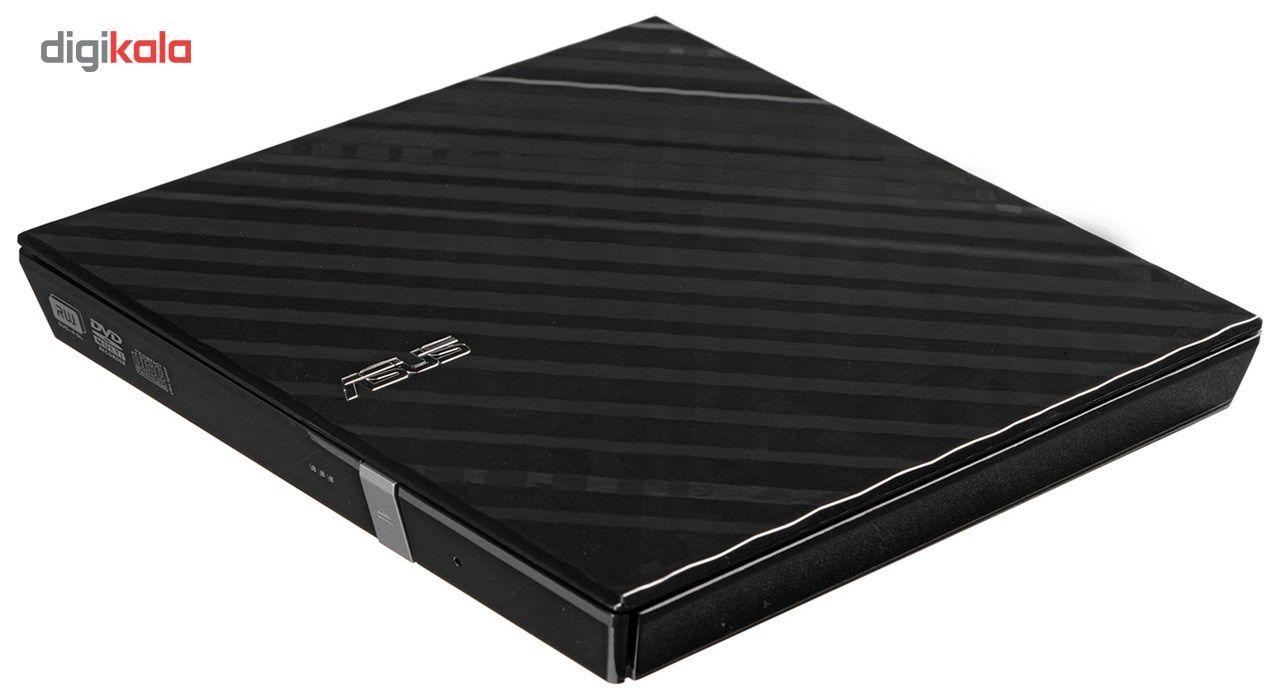 درایو DVD اکسترنال ایسوس مدل SDRW-08D2S-U Lite main 1 1