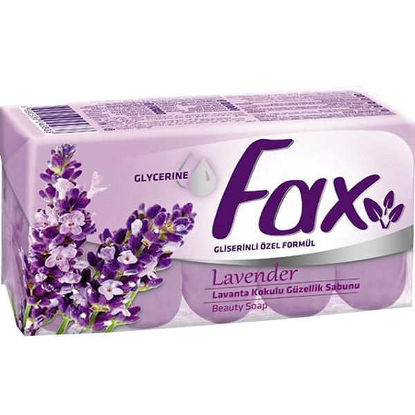 صابون 5 عددی فکس مدل Lavender وزن 350 گرم