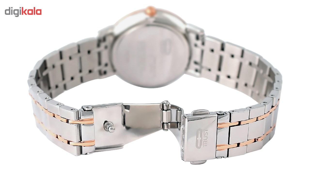 ساعت مچی عقربه ای زنانه تراست مدل L463JOK              خرید (⭐️⭐️⭐️)