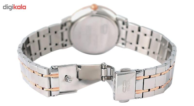 ساعت مچی عقربه ای زنانه تراست مدل L463JOK