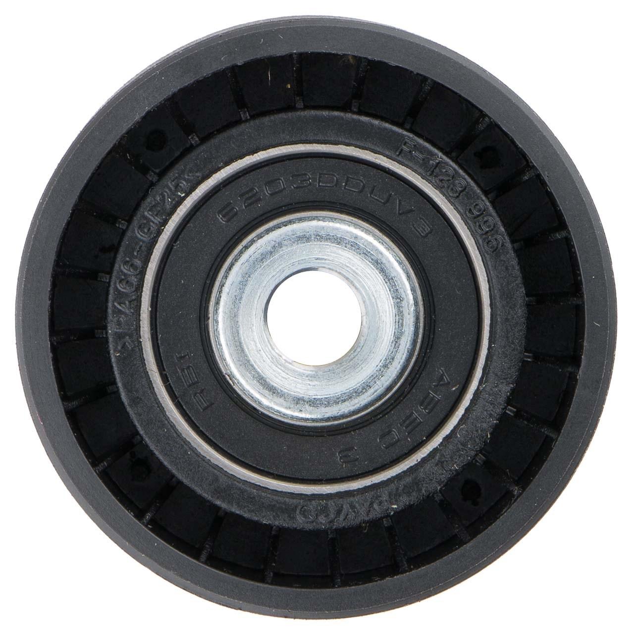 هرزگرد دینام شبستری مدل ESTU073 دهانه تنگ شیار دار مناسب برای پژو 206