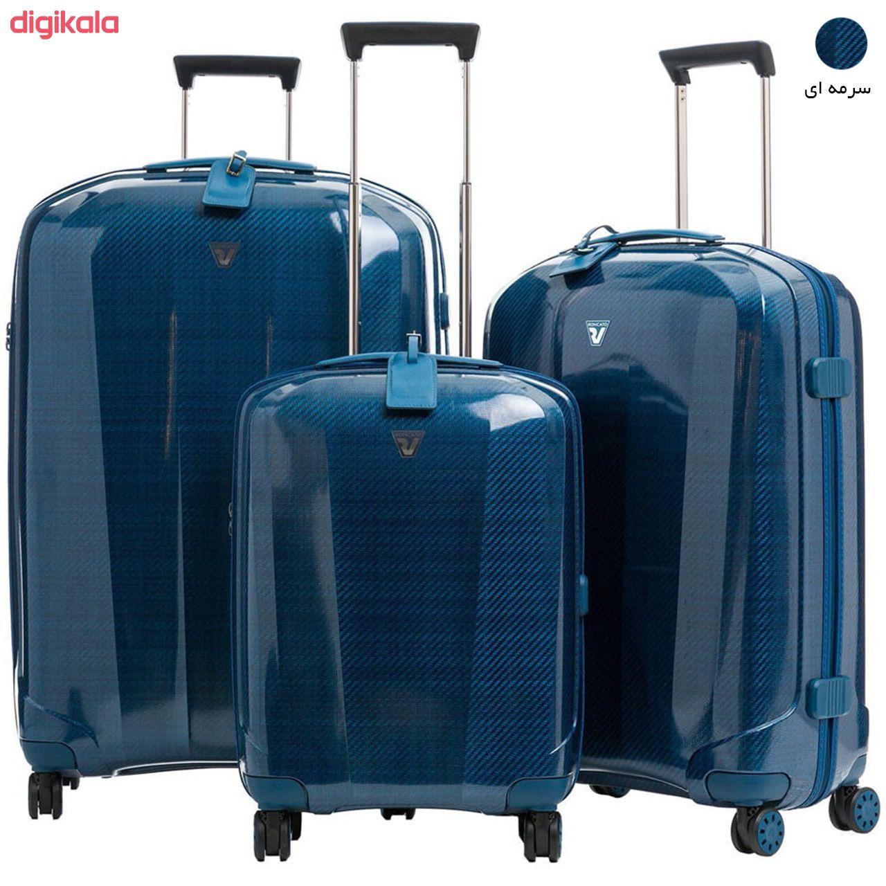 مجموعه سه عددی چمدان رونکاتو مدل 5950 main 1 30
