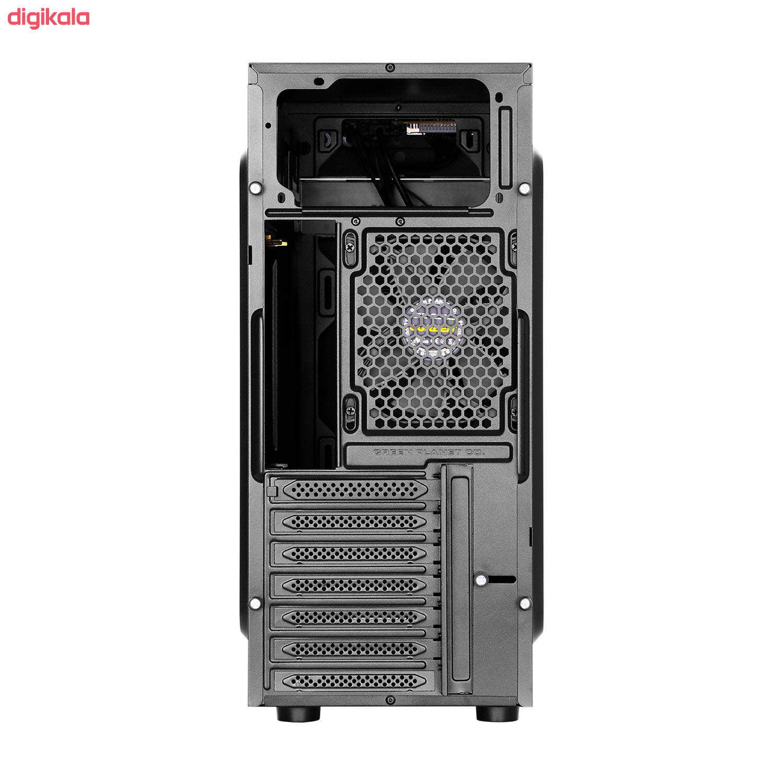 کیس کامپیوتر گرین مدل AVA Plus main 1 1