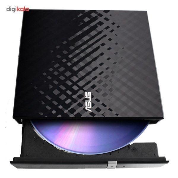 درایو DVD اکسترنال ایسوس مدل SDRW-08D2S-U Lite main 1 3