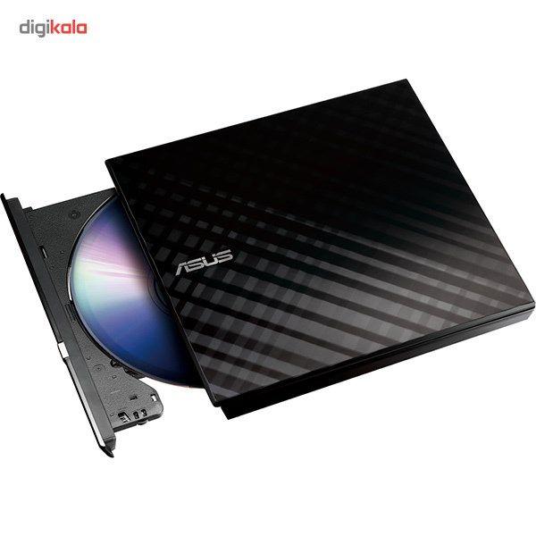 درایو DVD اکسترنال ایسوس مدل SDRW-08D2S-U Lite main 1 4