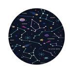 آینه جیبی مدل صور فلکی کد 547