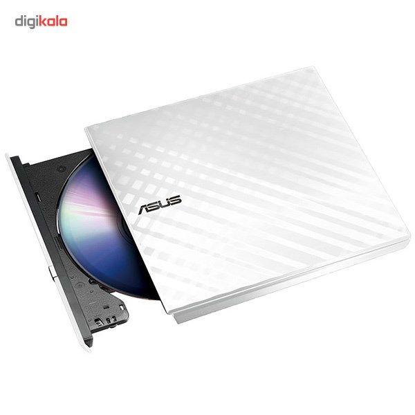 درایو DVD اکسترنال ایسوس مدل SDRW-08D2S-U Lite main 1 5