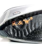 کفش روزمره زنانه آر اند دبلیو مدل 982 رنگ طوسی -  - 9
