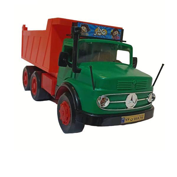 ماشین بازی مایلر طرح کامیون کد 2624