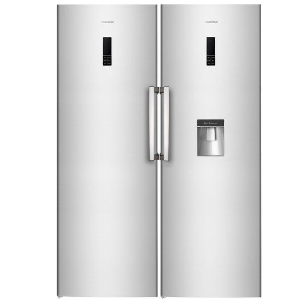 یخچال و فریزر دوقلوی هایسنس مدل RS13-RS9 | Hisense RS13-RS9 Refrigerator