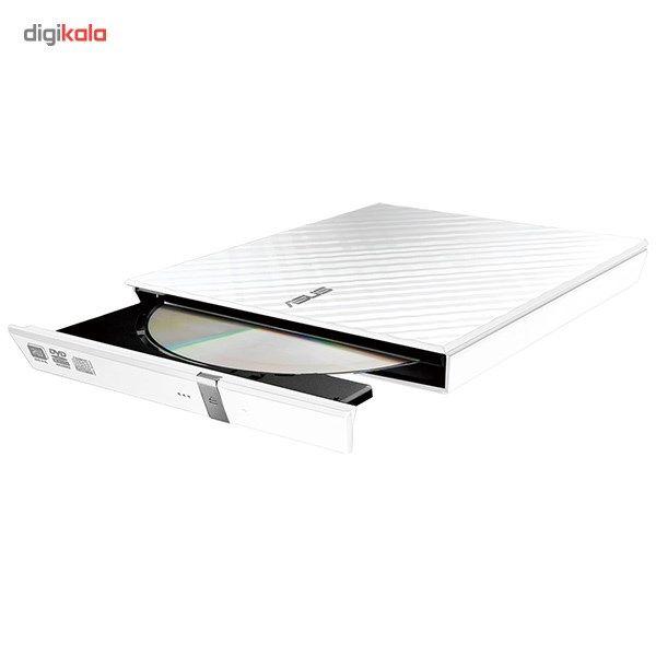درایو DVD اکسترنال ایسوس مدل SDRW-08D2S-U Lite main 1 6