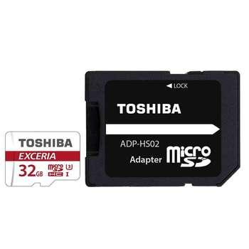 کارت حافظه MicroSDHC مدل Exceria M302 کلاس 10 استاندارد UHS-I U3 سرعت 90MBps ظرفیت 32GB