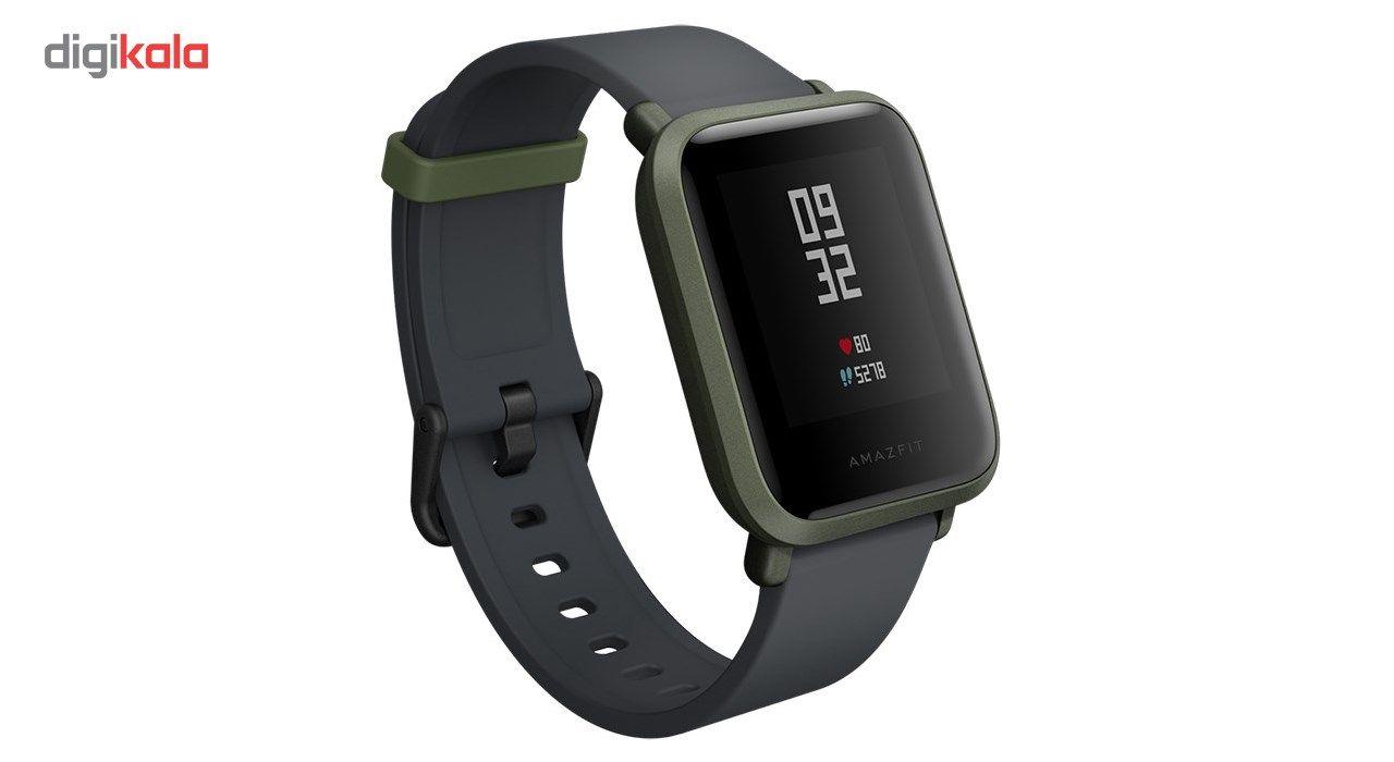 ساعت هوشمند شیائومی مدل Amazfit Bip Global Version main 1 2