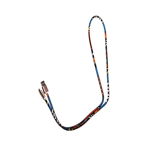 کابل تبدیل usb به میکرو مدل mizoo به طول 1 متر