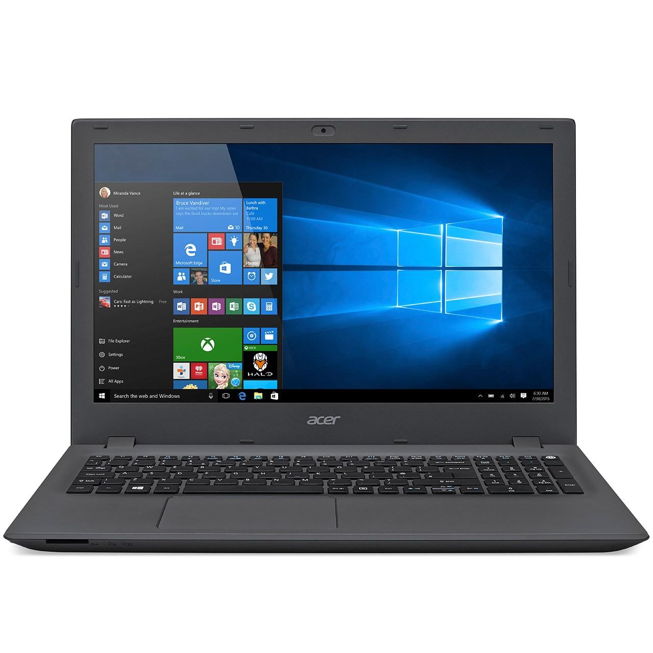 لپ تاپ 15 اینچی ایسر مدل Aspire E5-573g-38q3