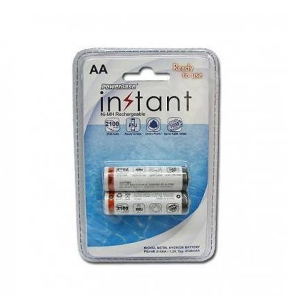 باتری قلمی قابل شارژ پاوربیس Instant