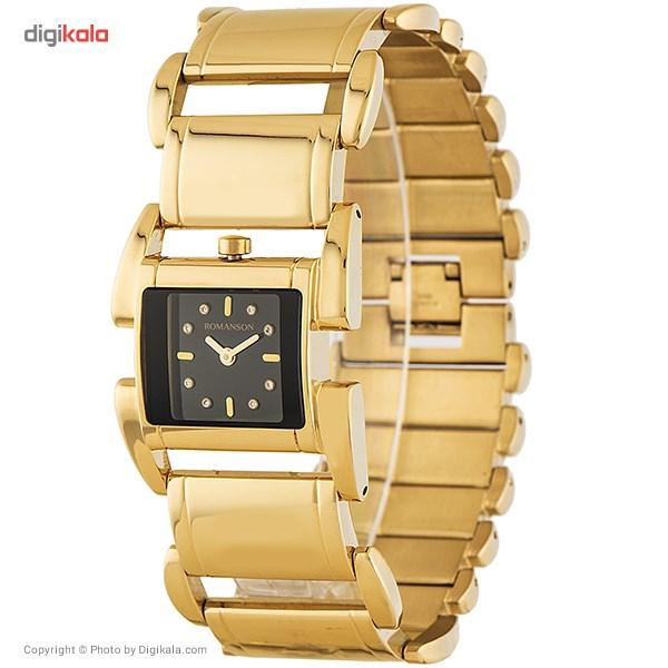ساعت مچی عقربه ای زنانه رومانسون مدل RM1201LL1GA31G              خرید (⭐️⭐️⭐️)