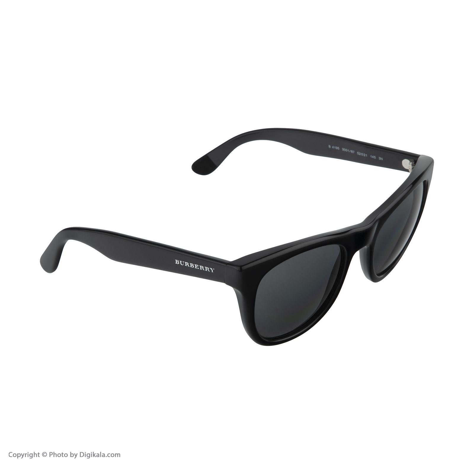 عینک آفتابی مردانه بربری مدل BE 4195S 300187 52 -  - 4
