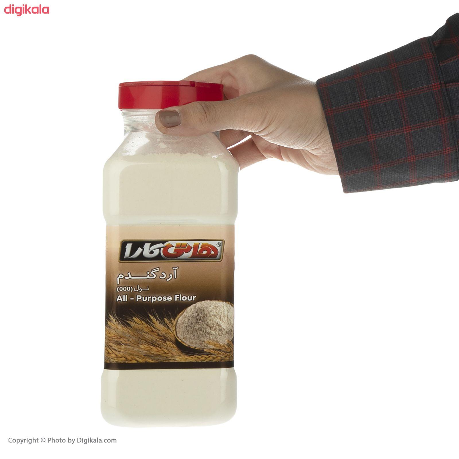 آرد گندم هاتی کارا - 600 گرم main 1 4