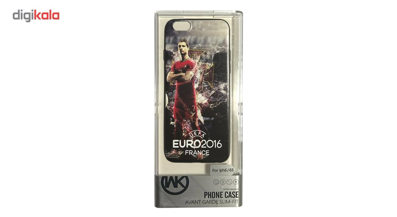 کاور مدل WK 6  مناسب برای گوشی موبایل آیفون 6 /6s main 1 2