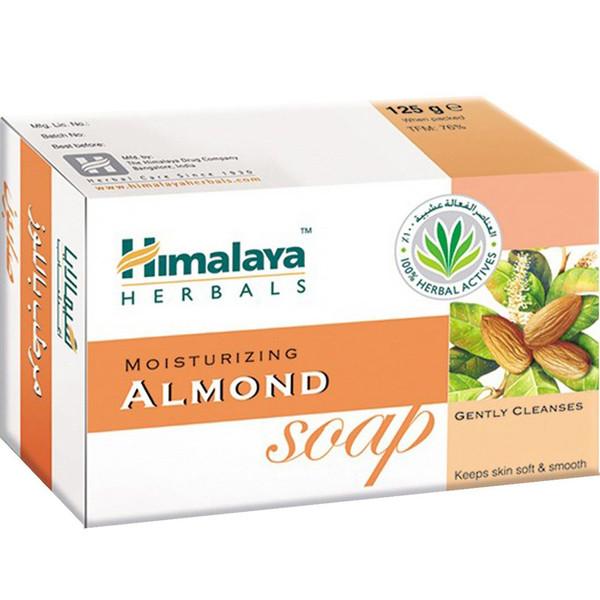 صابون هیمالیا مدل Almond وزن 125 گرم