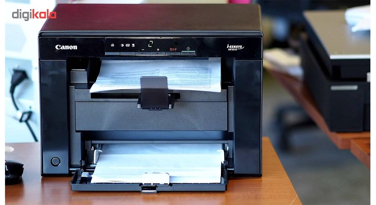 پرینتر چندکاره لیزری کانن مدل i-SENSYS MF3010 main 1 4