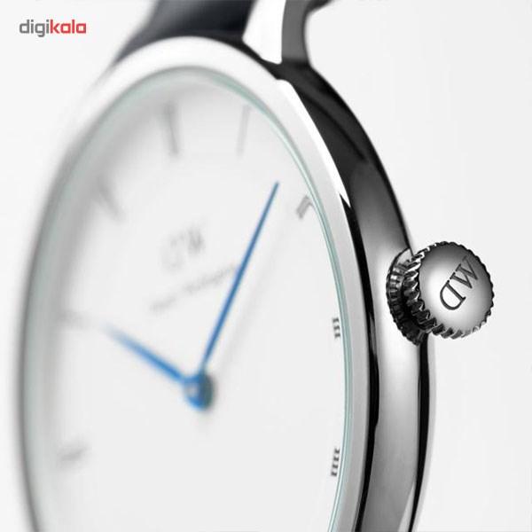 ساعت مچی عقربه ای زنانه دنیل ولینگتون مدل DW00100097              ارزان