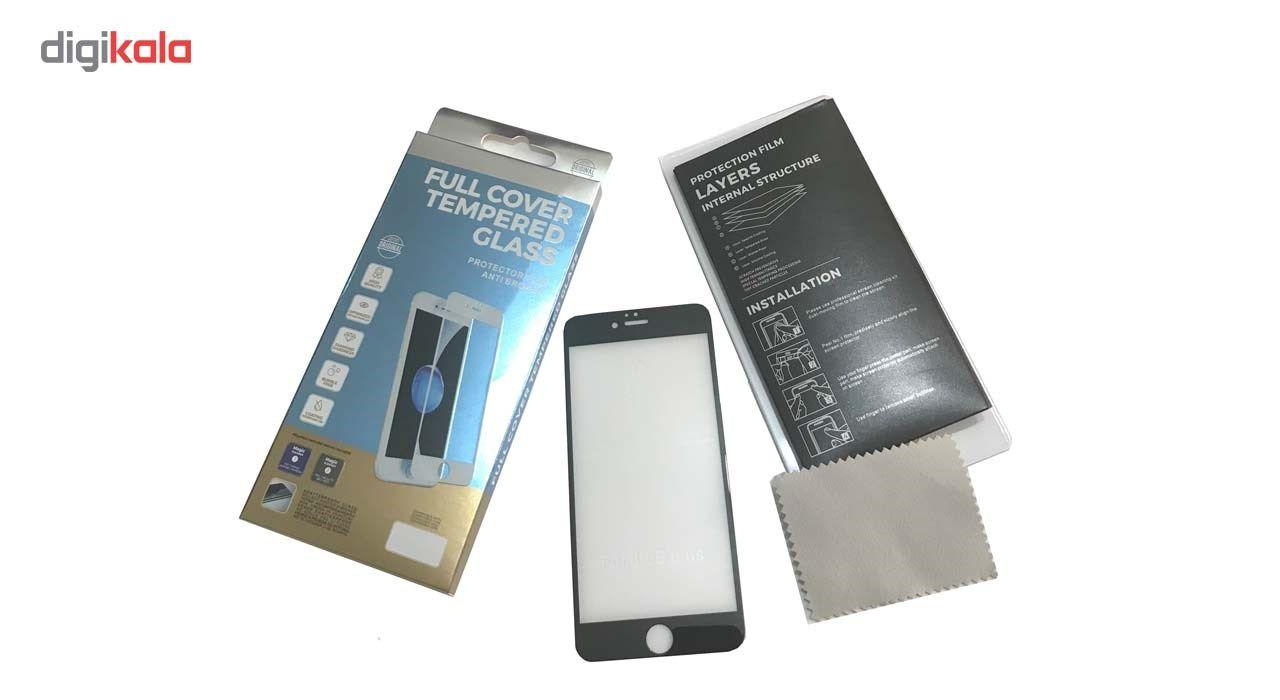 محافظ صفحه نمایش مدل full cover  مناسب برای آیفون 6 /6S پلاس main 1 3
