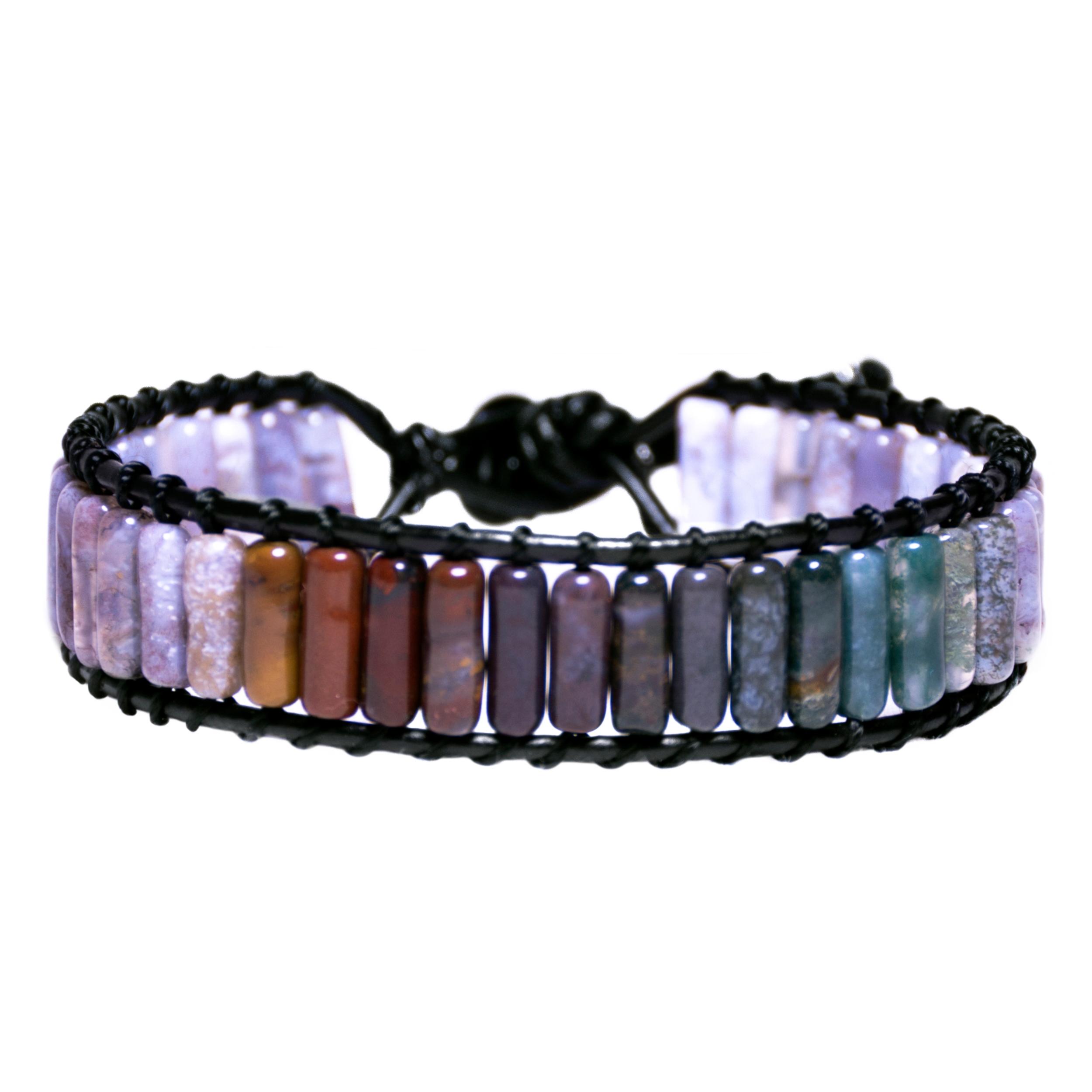 دستبند زنانه آزرایت جولری مدل پائیز