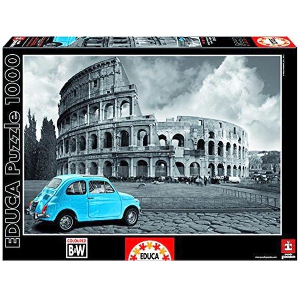 پازل 1000 تکه ادوکا مدل Colosseum Rome