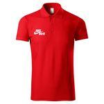 پولوشرت آستین کوتاه مردانه مدل 00404715 رنگ قرمز