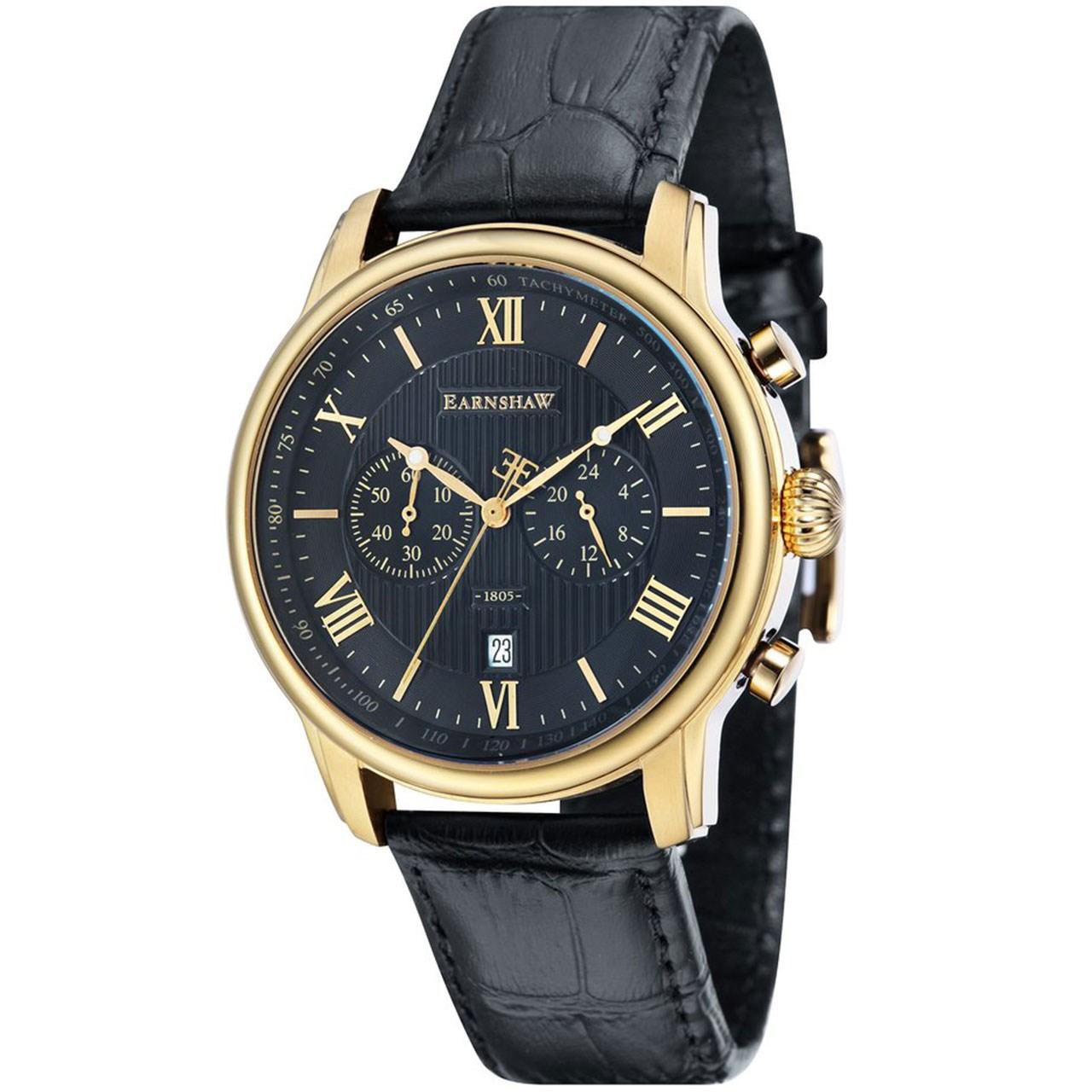 ساعت مچی عقربه ای مردانه ارنشا مدل ES-8058-04 17