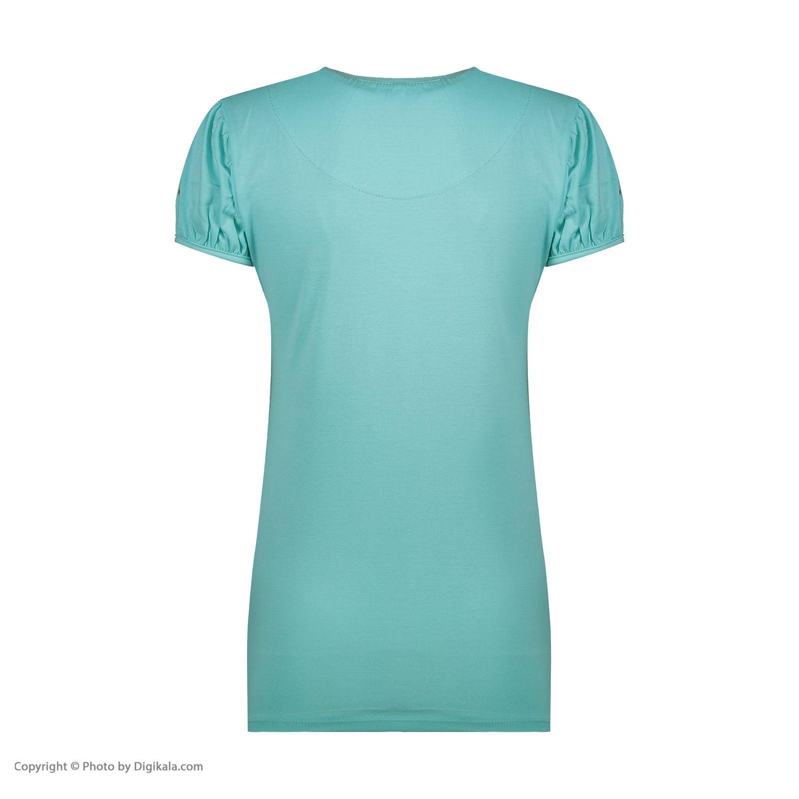ست تی شرت و شلوار راحتی زنانه مادر مدل 2041104-54 -  - 6